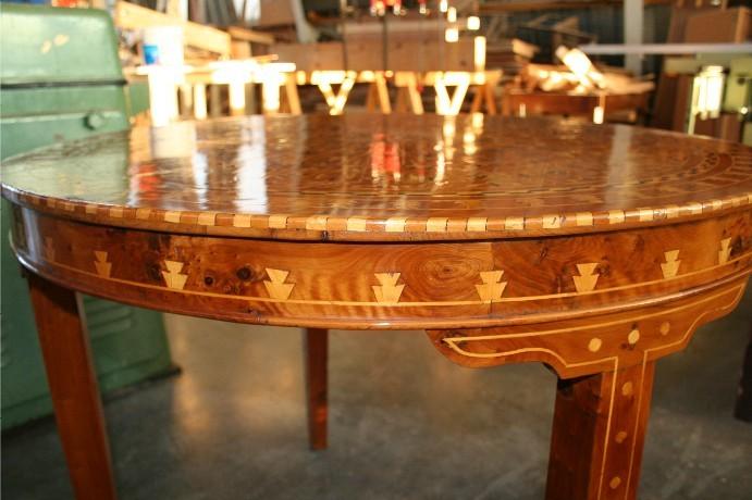 Table marocaine for Table marocaine